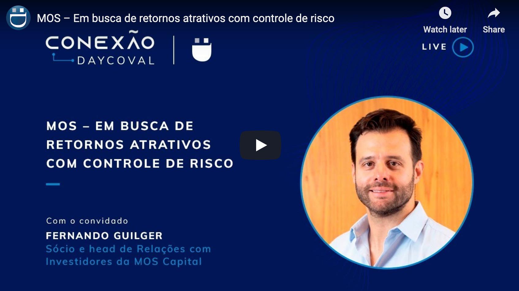 MOS – Em busca de retornos atrativos com controle de risco