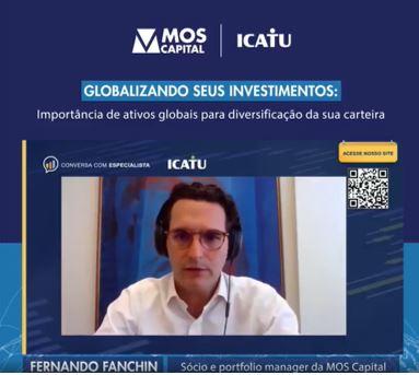 Globalizando seus investimentos: Importância de ativos globais para diversificação da sua carteira