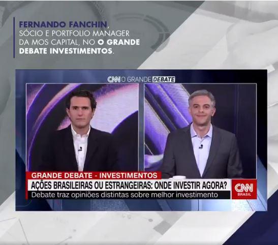 O Grande Debate: ações brasileiras ou estrangeiras, escolha onde investir agora